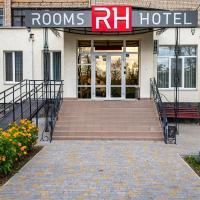 Rooms Hotel, hôtel à Vinnytsia