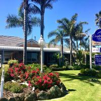 Coastal Waters Motor Inn, hotel in Lakes Entrance
