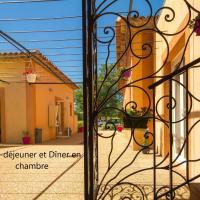 Le Clos Des Médiévales, hôtel au Thoronet