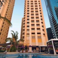Mövenpick Hotel Jumeirah Beach, hotel in Jumeirah Beach Residence, Dubai