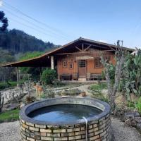 Sitio do Opa, hotel in Bom Retiro