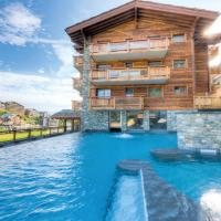 Montagnard LUXE & VIEW apartment 6 pers by Alpvision Résidences