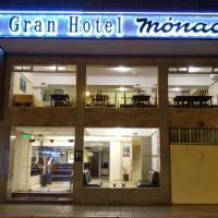 Gran Hotel Monaco, hotel en Mar del Plata
