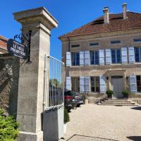 Le vieux presbytère, hôtel à Confracourt
