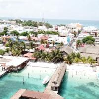 Mar Bohemio Hotel, hotel en Isla Mujeres