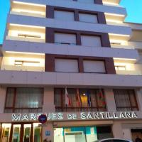 Hotel Marqués de Santillana, hotel in Torrelavega