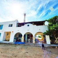 "Villa ""Tía Mamma"" Tropical Riviera, hotel en Uaymitun"
