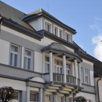Apartmány vila Týniště, Hotel in Týniště nad Orlicí