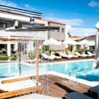 Lagaria Hotel, hotel ad Áfitos