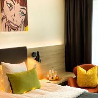 Best Western Hotel Halland, hotel in Kungsbacka