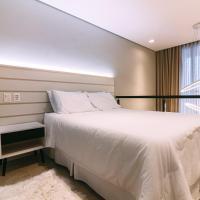 Multihouse - Moderno Duplex Berrini - WTC - Brooklin