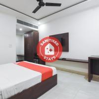 OYO 76367 Grand Punjab, hotel in Banūr
