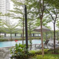 High Floor 2BR TTDI Ascencia 2, FREE PARKING