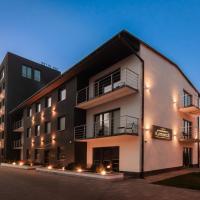 Apartamenty Katowice – hotel w Bytomiu