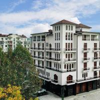 Garuda Boutique Hotel, отель в Сухуме