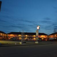 Blue Bell Inn, hotel em Fort Nelson