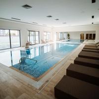 Hotel Barcode Wellness & Spa, hotel u gradu Sombor
