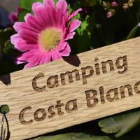 Camping Costa Blanca, hotel en El Campello