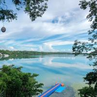 Bacalar Sunrise Villa - Magnificent Lake View, hotel in Xul-Ha