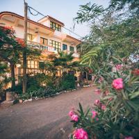 Casa Strela B&B Tarrafal, hotel in Tarrafal