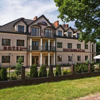 Hotel Hesperus – hotel w mieście Międzyrzec Podlaski