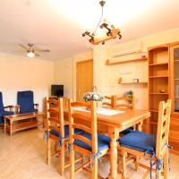 Apartamento Con Piscina y Terraza en Canet Playa