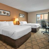 Comfort Inn Edmonton West, hotel in Edmonton