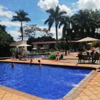 Hotel TPR Campestre Las Pampas-Acacias, hotel en Acacías