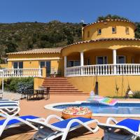 Casa Albera - with pool and fantastic views