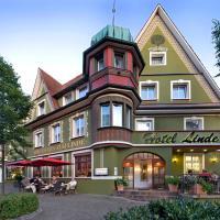 Hotel Linde, отель в городе Донауэшинген
