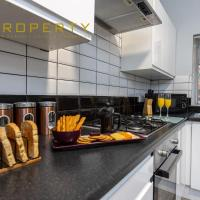 Modern 4 bed house in the heart of Newcastle
