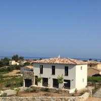 Villa grand confort à 500m de la plage de LOZARI