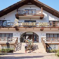 Veselyj Zajets, hotel in Pirnove