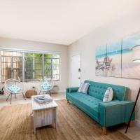 Homey Two-bedroom Miami Beach Home