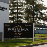 Primma Hotel, отель в городе Moldava nad Bodvou