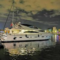 Rent Luxury Motor Yacht