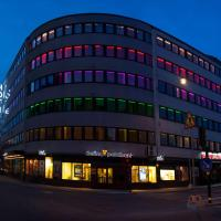 Best Western Hotel Fridhemsplan, hotel in Kungsholmen, Stockholm