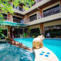 Seven Seas Hotel, отель в Патонг-Бич