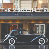 The Savoy Hotel on Little Collins Melbourne, hotel u Melbourneu