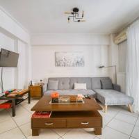 Spacious family flat near Parthenon Free Parking