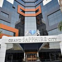 Grand Sapphire City Hotel, hotel in Famagusta