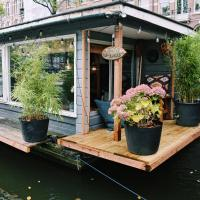 Cozy Houseboat in the center of Amsterdam