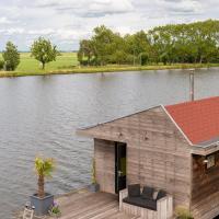Aangenaam op de Rijn, B&B op een woonboot