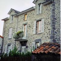Gîte Rural Giou de Mamou près d'Aurillac: Giou-de-Mamou şehrinde bir otel