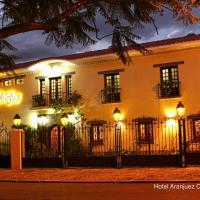 Hotel Aranjuez Cochabamba, отель в городе Кочабамба