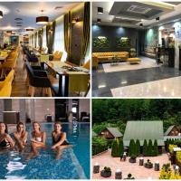 EDEN Rajskie Spa – hotel w mieście Rajskie Sakowczyk