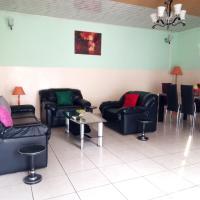 Appartement meublé spacieux Bonapriso Douala
