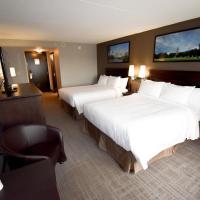 Canad Inns Destination Centre Club Regent Casino Hotel, hotel em Winnipeg