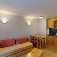Pracondu SKI IN & SUNNY 1 chambre avec balcon by Alpvision Résidences