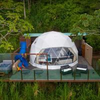 Chira Glamping Monteverde, hotel en Monteverde